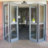 FOLIDING AUTOMATIC DOOR