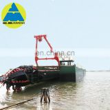 1500m3 Capacity Cutter Dredge River Dredging Equipment cheap sale