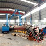 4inch Mini cutter suction dredger/sand dredger/boat/ship/vessel for sale.