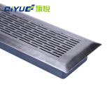 Galvanizing Stainless Iron Decorative Air Vent Grille Floor Register