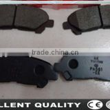 Genuine Auto Parts Brake System Brake Pads With High Quality 04466-48120 For Toyota Highlander