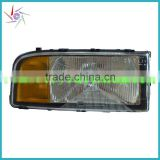 Mercedes Benz MP2 head lamp headlight,headlight head lamp for Benz MP2 ,Benz truck body parts spare parts 0301081114 03080