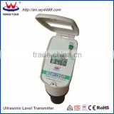 china ultrasonic boiler water tank level meter sensor
