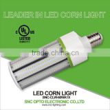 IP64 60w led corn light, E39 base led corn bulbs popular in USA, factory directly led corn light with good price