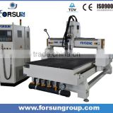China manufacture automatic 3d wood carving cnc router/computer controled auto tool changer cnc machine
