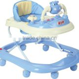 New model Fashion Cartoon Round Boy Car Baby Walker BM1138