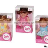 Child Toy Doll,Baby Toy Doll Clothes Fit Girl ,Plastic Toy Doll