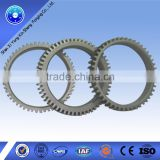 KOMATSU PC200-6 Excavator Factory Price Gear Ring for Swing Machinery , Excavator Gear Parts , Forging