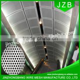 JZB-Micro Perforation punched metal wire mesh net plate plank board