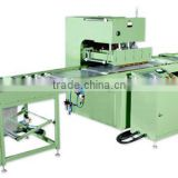 Automatic high frequency welding machine for binders