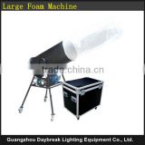 Outdoor Party Events Foam Machine for entertainment, club foam machine stage effect snow foam Party machine