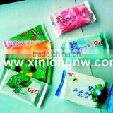 disposable wet tissue; wet wipe; disposable wipe; disposable tissue; baby wipe; baby tissue