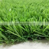 High density synthetic carpet with the look and feel of real grass