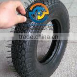 wheel barrow tyre, rubber wheel 3.50-8