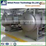 20Kg/h high efficient cooling tower ozone generator with quartz tube