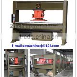 zhicheng 508-40T Atom hydraulic canvas cutting machine