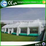 Commercial grade sport tent inflatable tennis dome for sale