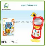 Baby Kid Child Educational Learning Mobile Phone Toy Musical Playing Activity 1+