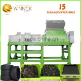 300Kg-4T Per Hour Rubber Crumb Used Tire Recycling Machine                                                                         Quality Choice