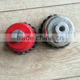 High Quality Conical Twist Knot Wire Brush Steel Cup Brush for Machine