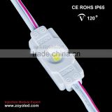 battery powered flashing led modules smd Epistar 2835 chip CE Rohs certified