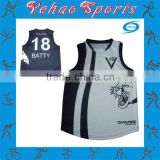 pro sublimation AFL jumper jersey men