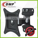 LCD201 Swivel Full Motion Articulating Tilting TV Wall Mount, Computer Monitor Mount, Corner Bracket for 13 - 30 inch Screen