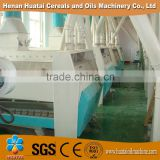 flour mill machine automatic corn flour machinery