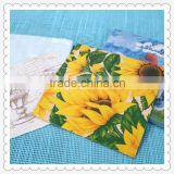 2016 Hot Sanitary China Manufacture Printed napkin paper                                                                         Quality Choice