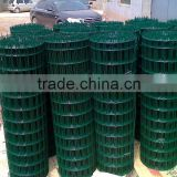 PVC coated Euro welded wire mesh fence/ Euro fence/European fence