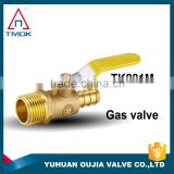 safety No leakage OUJIA factory for natural gas/gas stove system DN8-DN20 gas valve with varity CONNECTION style