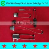 High quallity insutaing dead end clamp / anchor clamp / tension clamp PA seires diameter 11-16mm