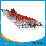 CNC Rebar Shear Machine with servo,imported PLC and touch screen and high level automation