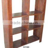 wooden bookcase,book shelf,book rack,office furniture,home furniture,sheesham wood furniture,mango wood furniture