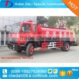 4*2 Dongfeng 153 fire truck simple fire foam truck fire fighting engine large capacity high capacity