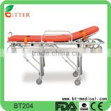 Aluminum folding hospital bed ambulance stretcher dimensions