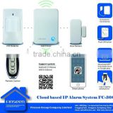 INquiry about Finseen Cloud IP Alarm with Free APP IOS Android