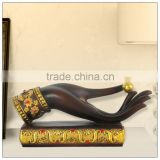 Beautiful Buddha hand for home decoration , resin statue