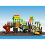 Perfect green-forest style outdoor playground spiral slides for sale with 12 optinal sizes