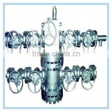 Hot!!! Double-channel Thermal Recovery Wellhead Equipment And Chiristmas Tree For Oilfield
