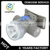 OEM good quality rechargeable mining headlamp with high power led