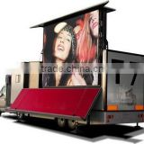alibaba express full color mobile led advertising billboard truck