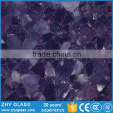 Wholesale Glass Wall Prices Purple Chinese Marble Tiles