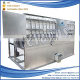 Used commercial ice machine cube ice making mchine built in ice maker franchise
