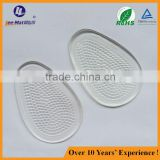 Silicone Gel massage Forefoot Cushion Pad and Silicone Insole