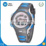 DLW003/ New 2016 Fashion boys girls Children Kids Watches Digit LED Cute Watch Super Dive Outside Sport Cartoon Watch