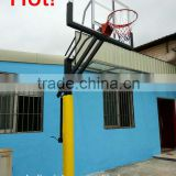 Guangdong China High Quality Height Adjustable Basketball Hoop