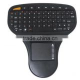 Best price and Top sell Mini key wireless keyboard Air Mouse i8 keyboard 2.4g wireless external keyboard N5903