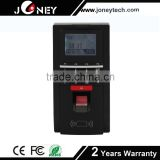 Can be opened by fingerprint PIN or key, Fingerprint keypad door lock without handle (JYF-HL100)