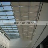 2015 window home decoration electrical polycarbonate awning